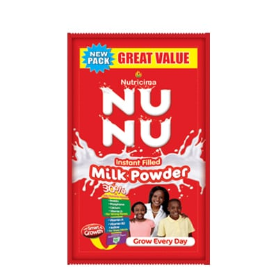 Nunu Milk Powder 18g