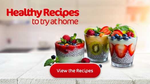 Healthy Recipes to try at Home