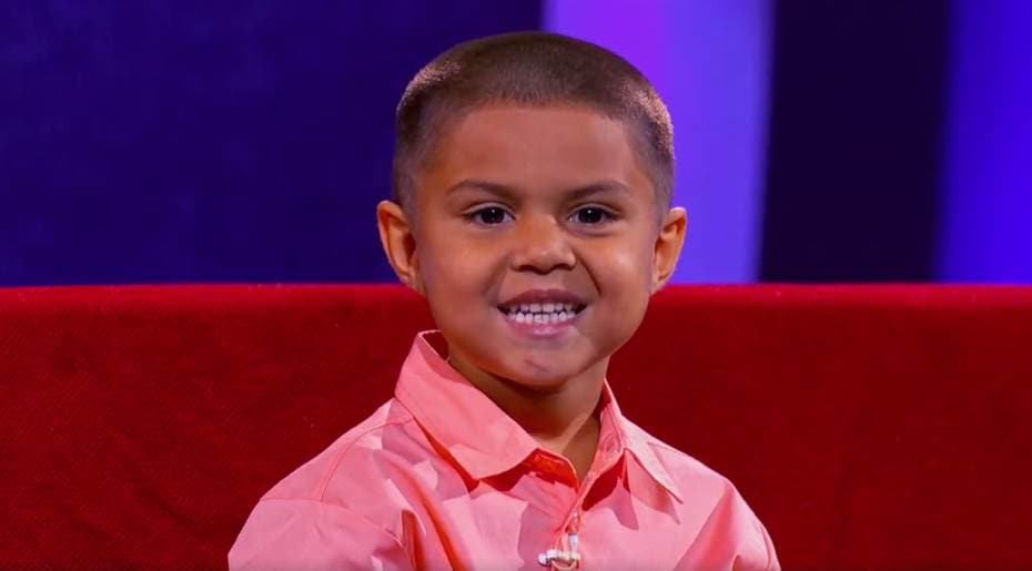 Get Schooled by The 5 Year Old Mathematician, Luis Esquivel