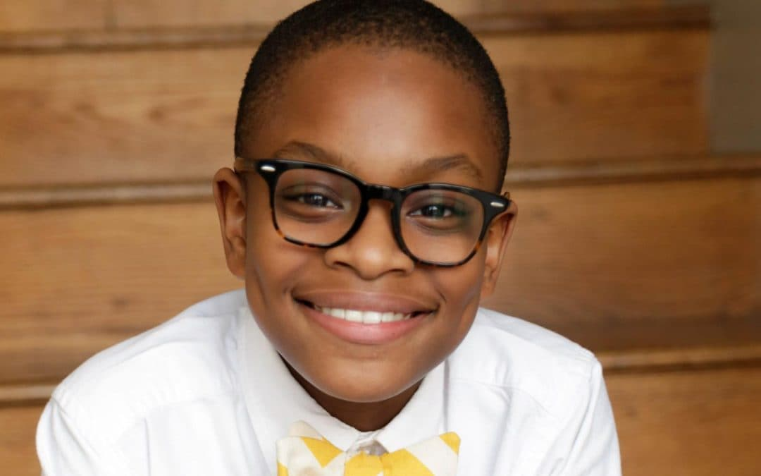 "So Stylish! Introducing Moziah ""Mo"" Bridges the Bowtie Makers"