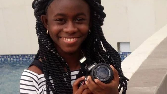 This Cool Girl Techie Made Her Own App