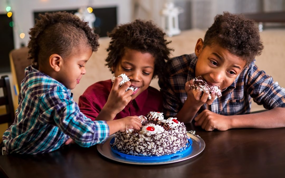 3 Simple Ways to Deal with Your Kids Bad Eating Habits