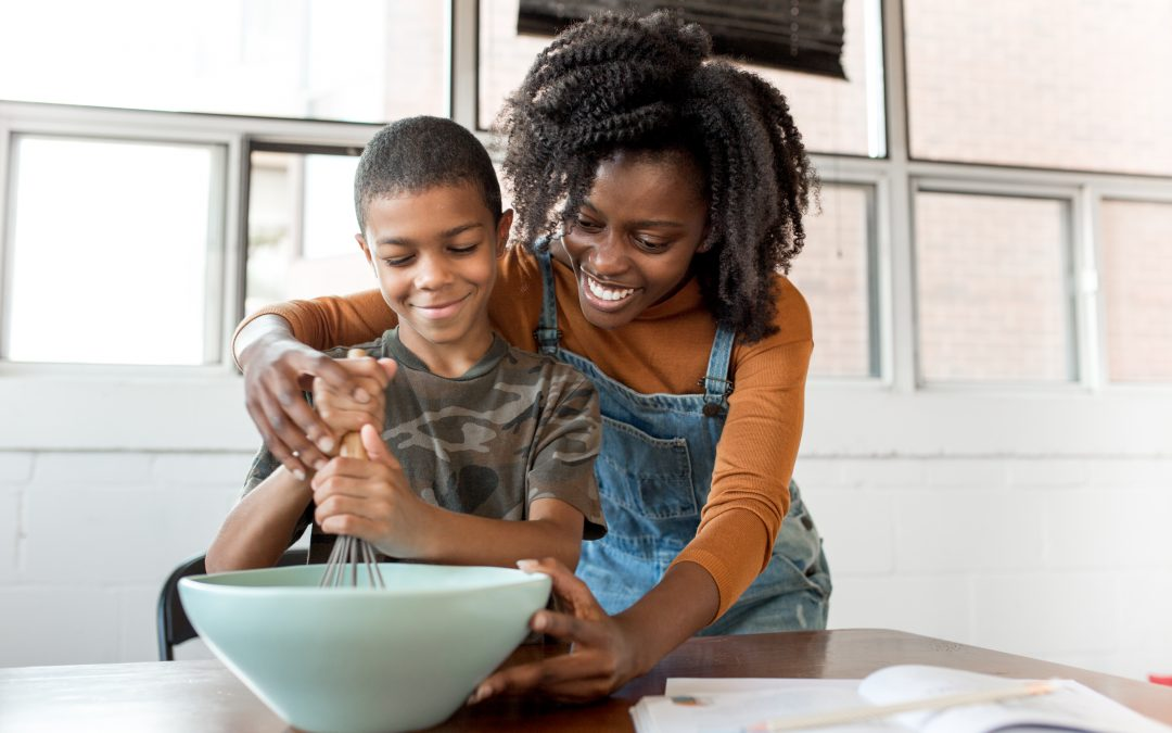 5 Simple Ways to Bond With Your Children