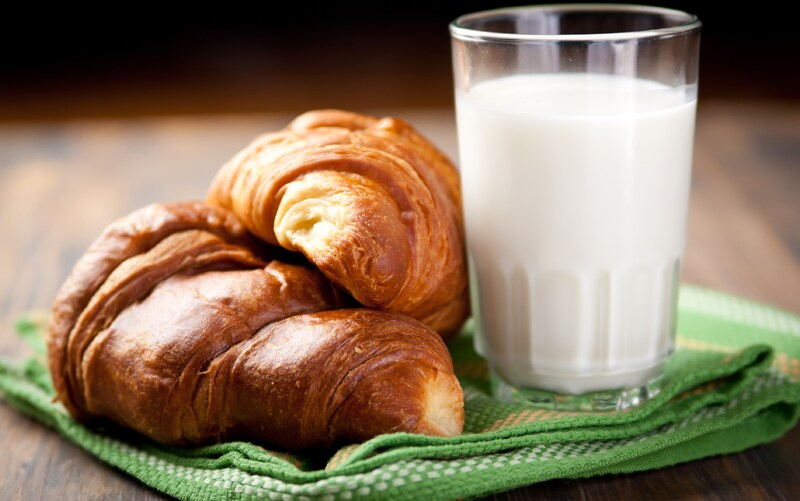 For The Love of Croissants!