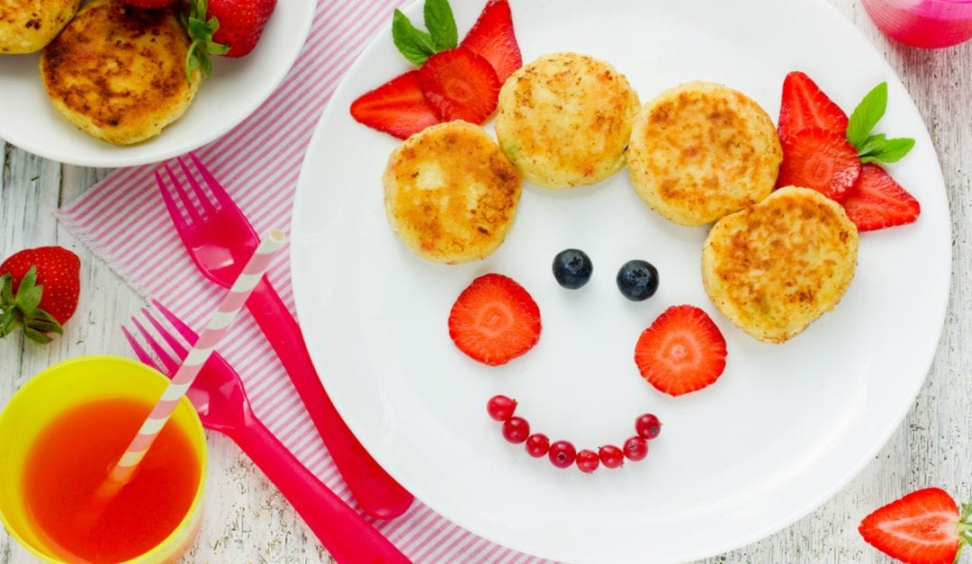 Smart Mums: 5 Fun Food Games to Play With Your Kids