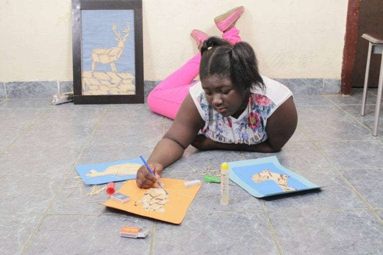 Picked Out: Meet Daniella Soje, the 10 Year Old Craft Artist