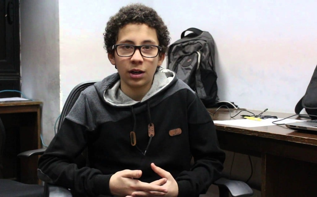 Wael Mahmoud: Young Bill Gates